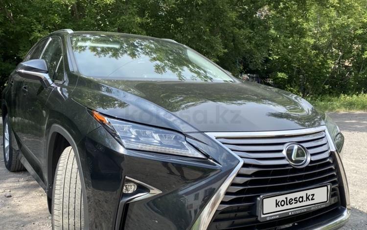 Lexus RX 200t 2016 года за 17 850 000 тг. в Караганда