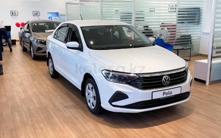 Volkswagen Polo Respect 2021 года за 7 836 000 тг. в Уральск