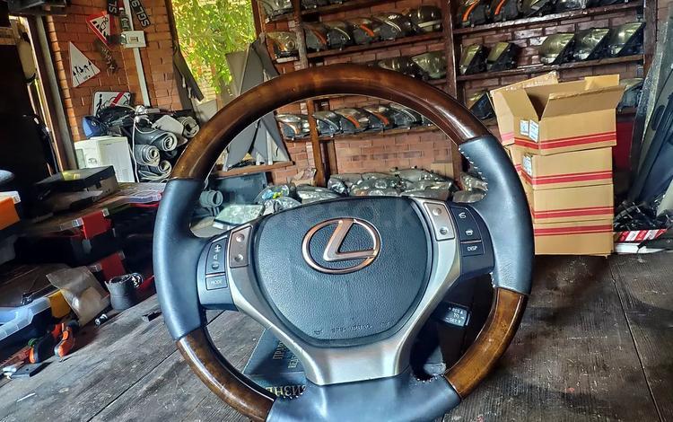 Руль с Аирбагом Lexus gs350 за 110 000 тг. в Алматы
