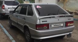 ВАЗ (Lada) 2114 (хэтчбек) 2007 года за 670 000 тг. в Атырау – фото 3