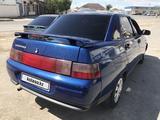 ВАЗ (Lada) 2110 (седан) 2000 года за 800 000 тг. в Актау