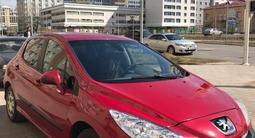 Peugeot 308 2011 года за 3 200 000 тг. в Нур-Султан (Астана)