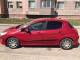 Peugeot 308 2011 года за 3 200 000 тг. в Нур-Султан (Астана) – фото 4