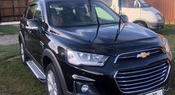 Chevrolet Captiva 2018 года за 11 000 000 тг. в Усть-Каменогорск – фото 5