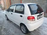 Daewoo Matiz 2012 года за 1 450 000 тг. в Шымкент – фото 4