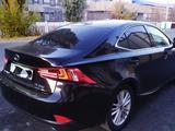 Lexus IS 250 2014 года за 9 999 099 тг. в Тараз – фото 2