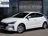 Hyundai Elantra 2019 года за 7 500 000 тг. в Нур-Султан (Астана)