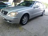 Mercedes-Benz S 500 2000 года за 2 800 000 тг. в Шымкент