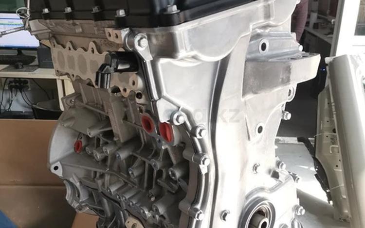 Мотор двигатель хюндай за 595 000 тг. в Алматы