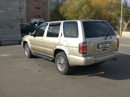 Nissan Pathfinder 2001 года за 3 500 000 тг. в Павлодар – фото 3
