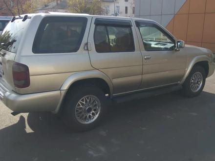Nissan Pathfinder 2001 года за 3 500 000 тг. в Павлодар – фото 4