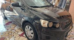 Chevrolet Aveo 2014 года за 2 100 000 тг. в Кызылорда – фото 4