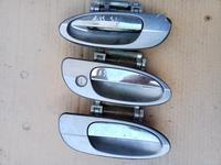 Ручка двери Nissan Cefiro А 33 за 1 234 тг. в Караганда