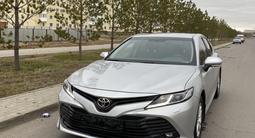 Toyota Camry 2018 года за 13 500 000 тг. в Нур-Султан (Астана) – фото 2