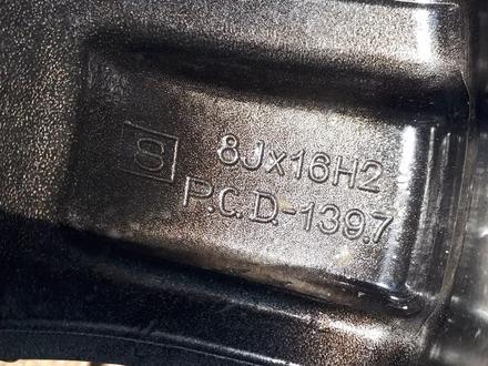 Запаска r16 на внедорожники за 26 000 тг. в Алматы – фото 5
