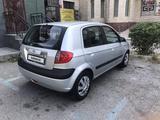 Hyundai Getz 2006 года за 2 300 000 тг. в Шымкент – фото 5