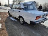 ВАЗ (Lada) 2107 2011 года за 1 200 000 тг. в Кордай – фото 4