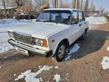 ВАЗ (Lada) 2107 2011 года за 1 200 000 тг. в Кордай – фото 5