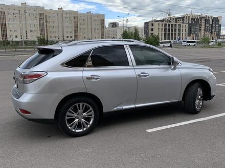 Lexus RX 450h 2014 года за 11 999 999 тг. в Нур-Султан (Астана)