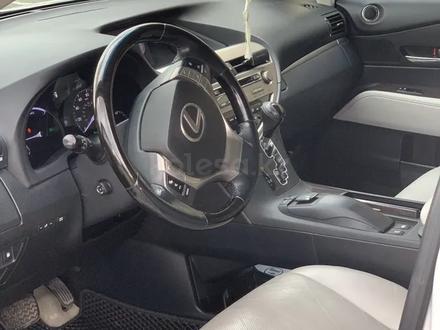 Lexus RX 450h 2014 года за 11 999 999 тг. в Нур-Султан (Астана) – фото 13