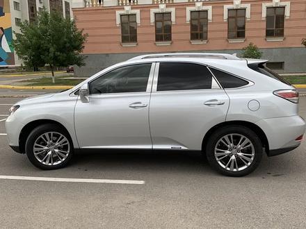 Lexus RX 450h 2014 года за 11 999 999 тг. в Нур-Султан (Астана) – фото 2