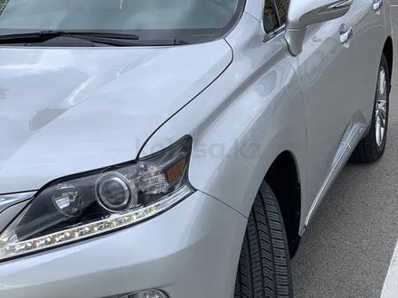 Lexus RX 450h 2014 года за 11 999 999 тг. в Нур-Султан (Астана) – фото 6
