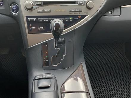 Lexus RX 450h 2014 года за 11 999 999 тг. в Нур-Султан (Астана) – фото 7