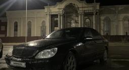 Mercedes-Benz S 430 2000 года за 1 300 000 тг. в Сатпаев