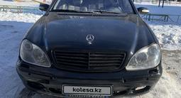 Mercedes-Benz S 430 2000 года за 1 300 000 тг. в Сатпаев – фото 4