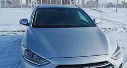 Hyundai Elantra 2017 года за 7 350 000 тг. в Нур-Султан (Астана) – фото 2