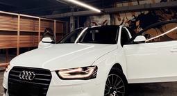 Audi A4 2015 года за 8 200 000 тг. в Алматы
