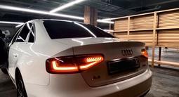 Audi A4 2015 года за 8 200 000 тг. в Алматы – фото 5