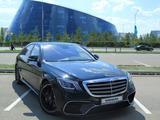 Mercedes-Benz S 450 2018 года за 52 000 000 тг. в Нур-Султан (Астана)