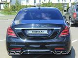 Mercedes-Benz S 450 2018 года за 52 000 000 тг. в Нур-Султан (Астана) – фото 3