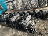 Двигатель мотор коробка 2AZ-FE 2.4L. Toyota (тойота 2, 4 литра) за 9 991 тг. в Алматы