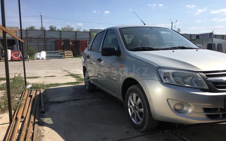 ВАЗ (Lada) 2190 (седан) 2014 года за 1 900 000 тг. в Уральск