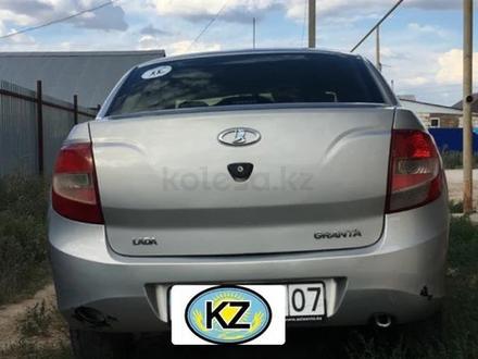 ВАЗ (Lada) Granta 2190 (седан) 2014 года за 1 900 000 тг. в Уральск – фото 9