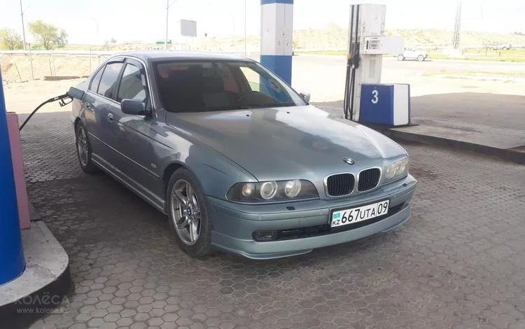 BMW 525 2002 года за 2 000 000 тг. в Жезказган