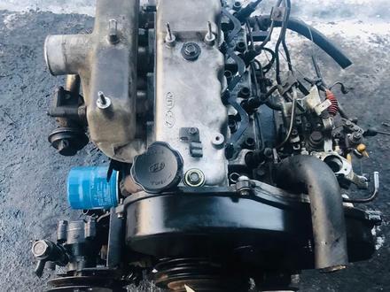 Двигатель на Хьюндай Портер за 360 000 тг. в Алматы