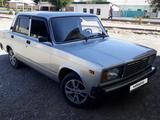 ВАЗ (Lada) 2107 2010 года за 850 000 тг. в Шымкент – фото 3