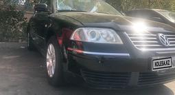 Volkswagen Passat 2002 года за 2 400 000 тг. в Алматы