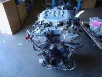 Двигатель Infiniti fx35 (инфинити фх35) за 666 тг. в Алматы