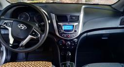 Hyundai Accent 2013 года за 3 100 000 тг. в Алматы – фото 5