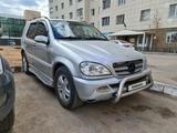 Mercedes-Benz ML 500 2004 года за 3 999 000 тг. в Нур-Султан (Астана) – фото 3