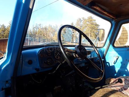 ГАЗ  53 1990 года за 1 200 000 тг. в Бородулиха – фото 4
