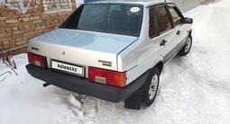 ВАЗ (Lada) 21099 (седан) 2002 года за 990 000 тг. в Усть-Каменогорск – фото 3