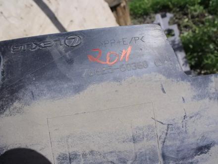 Брызговик задний правый на LX570 после 16 года оригинал мелкая… за 10 000 тг. в Нур-Султан (Астана) – фото 3