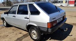 ВАЗ (Lada) 2109 (хэтчбек) 2003 года за 400 000 тг. в Уральск – фото 4