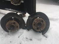 Задние ступицы на Toyota Windom за 777 тг. в Алматы