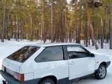 ВАЗ (Lada) 2108 (хэтчбек) 1997 года за 360 000 тг. в Кокшетау – фото 4
